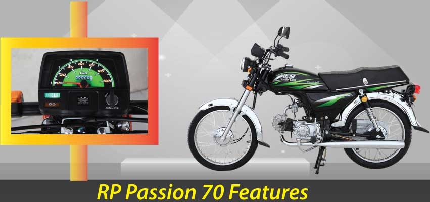Road Prince 70cc 2020 Specifications & Features