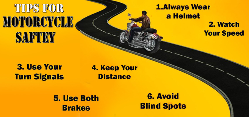 Riding Tips for Motorcyclist